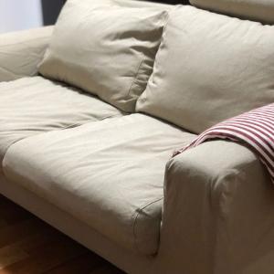無印良品!ソファーカバーをオーダーしました!