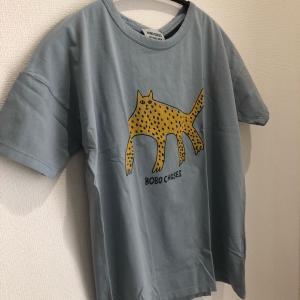【子供服】BOBO CHOSESのTシャツ~子供と楽しい休暇を♡