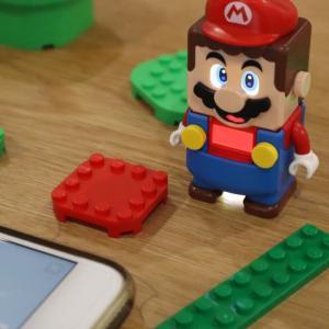 LEGOスーパーマリオ*ゲームの世界がお家に!!