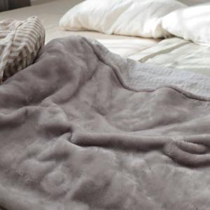 『伝説の毛布』とろける~~~♬ポチレポ③
