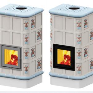 日本10台限定のオリジナルデザインのリトル蓄熱暖炉予約開始