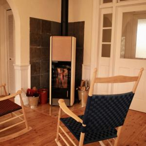 高気密・高断熱住宅(高性能住宅)にぴったりの暖炉・薪ストーブ