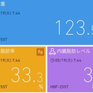 ダイエット138日目