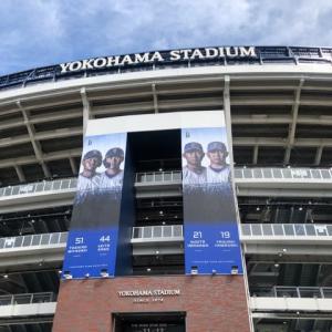 2020/10/3 横浜スタジアム