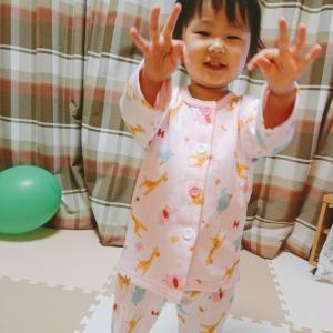 2歳0ヶ月の娘が、ボタン掛けに成功した理由☆