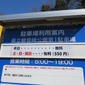 観音崎公園♪2/11