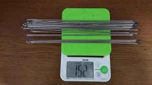 銀輪を作ろう② 700Cフロント-SpokePrep/SAPIM ダブルスクエア アルミニップル