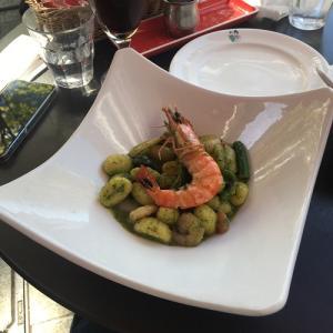 アマルフィイカフェ横浜でランチ!テラス席が素敵な美味しいイタリアン