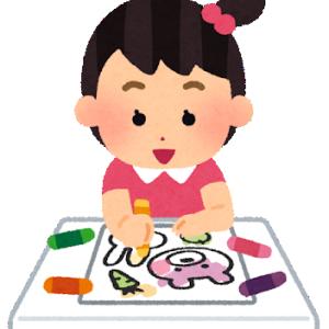 【子供に学習机を】狭いリビングに省エネ省コストで学習机を作る