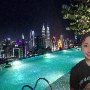 おはよう☆気持ちだけマレーシア☆