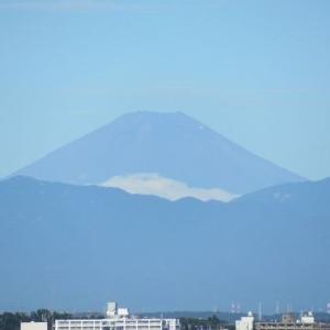 おはよう☆今朝の富士山☆