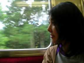 おはよう☆旅の思い出写真in日本の車窓から☆