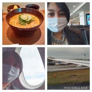 羽田空港からの伊丹空港!