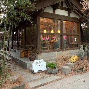 ソウルは 遠くに なりにけり (Almost Home Cafe)