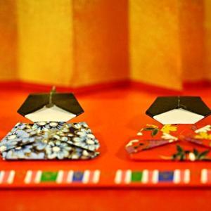ひな祭り☆女の子momo&rinn