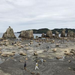 橋杭岩& 串本町民の森P~重畳山