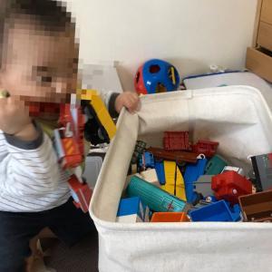 息子3歳の公文