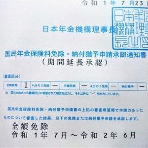 国民年金保険料免除とプレミアム付き商品券