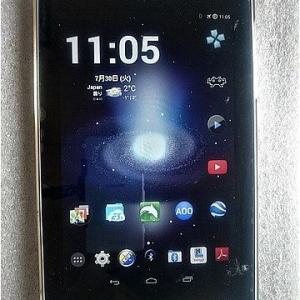 Androidタブレット Nexus7(2012)にAndroid7.1.2を入れてみる