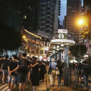 【デモ激化中の香港】今、旅行に行くべきかどうか悩んでいます