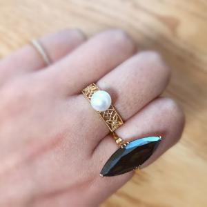 レトロ指輪ブーム到来…♪中古の指輪=怖いと聞くけど実際の所は⁉