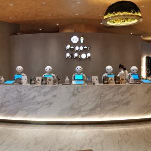ロボットと人が共存するカフェ『Pepper PARLOR』㏌渋谷