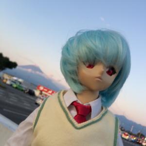第3段・そうだ富士山を見よう?!そして箱根神社?もちろんレイちゃん