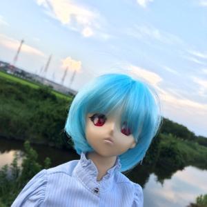 レイちゃんと散歩