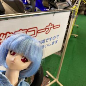 メカトロ零号機と綾波レイもちろんレイちゃん
