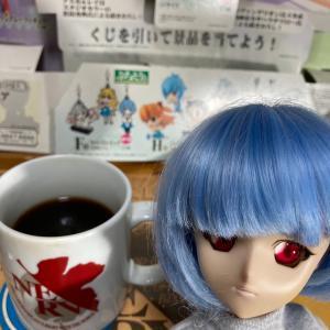 霊峰伊吹山で淹れたコーヒーとレイちゃん
