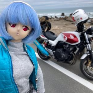 バイクっていいなぁ第三弾『秋を見つけにツーリング』もちろんレイちゃん
