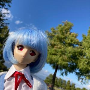 完結編の①エヴァ京都基地の帰還コースレイちゃんと共に