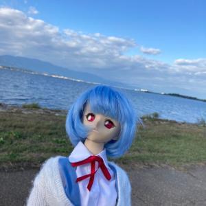 完結編の②ファイナル回エヴァ京都基地の帰還コースレイちゃんと共に