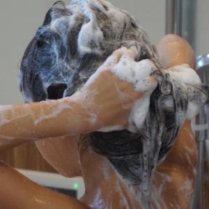 敏感肌の妻が使えるシャンプーを作ってみた【リベンジ】②