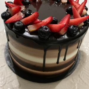 またホールケーキ