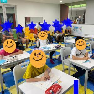 1年生の授業参観日