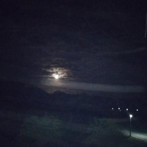 7月23日のお月様と精霊