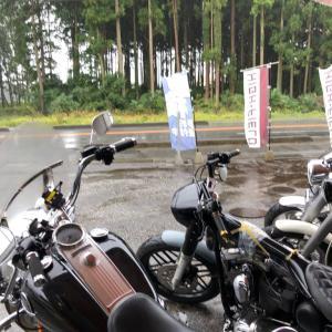 台風一過☆もし、バイクが浸水したら。。。