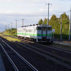 北海道駅巡り室蘭本線編その3(2018年9月)