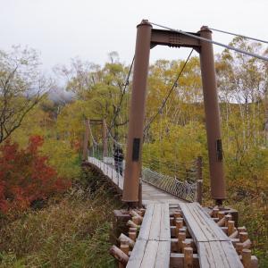 秋の尾瀬を歩こう!尾瀬ヶ原ハイキング(2018年10月)