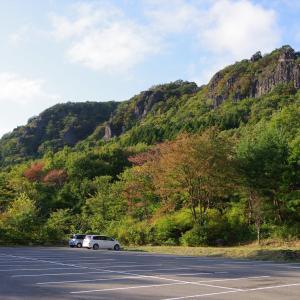霊山の岩山登山(2018年10月)