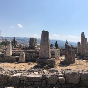 最古の都市国家!アルファベットの故郷ビブロス