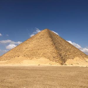 ピラミッドの進化の歴史