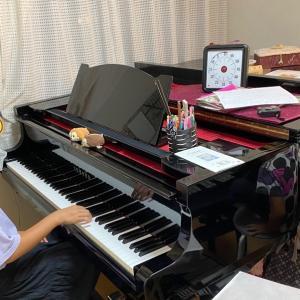 ピアノ楽しかった!って思ってくれているかな?