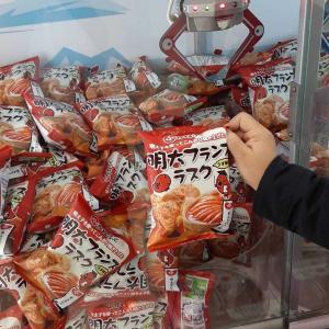 めんたいパーク おにぎり 明太子 明太フランスラスク UFOキャッチャー オリエンタルショートヘア 猫