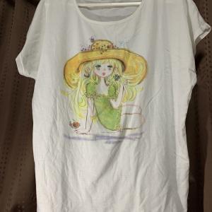 「お気に入りのTシャツ」