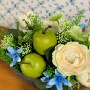 秋といえば、りんご。だそうです⭐︎