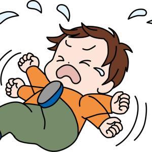 【自閉スペクトラム症】癇癪と甘えが史上最強レベル(3歳2か月)