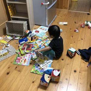 【3歳0か月自閉スペクトラム症】昼寝しない休日は気が狂いそう(笑)