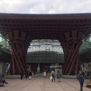 一泊二日 金沢旅行(金沢駅前編)